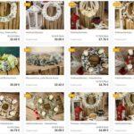 Weihnachtliche Türkränze kaufen oder basteln