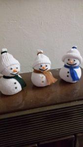 Kleine Figuren Aus Socken Basteln Weihnachtsdekobasteln