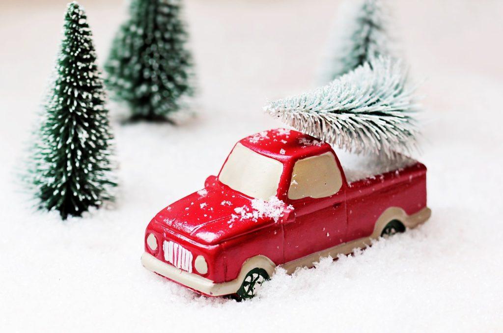 Winterdeko Weihnachtsdekobasteln