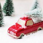 Miniatur Weihnachten basteln