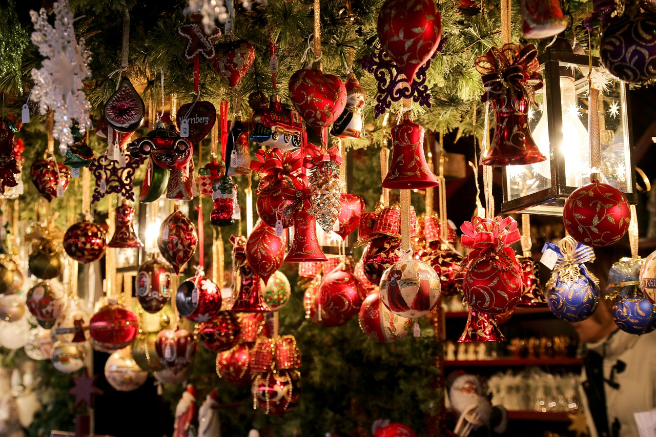 Weihnachtsdekowahn – lasst euch nicht verrückt machen